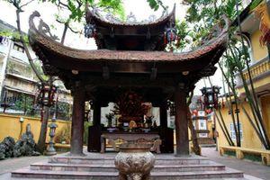 Hai ngôi chùa linh thiêng để cầu bình an dịp năm mới ở Hà Nội