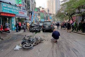 Cả nước có 96 người chết vì tai nạn giao thông trong 5 ngày nghỉ Tết