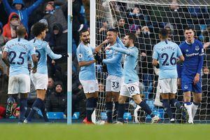 Everton - Man City: Quyết thắng để truất ngôi đầu