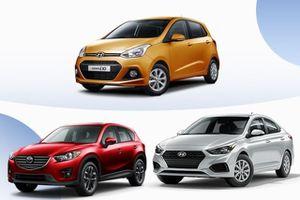 Mẫu xe nào dẫn dắt thị trường xe Việt năm 2019?