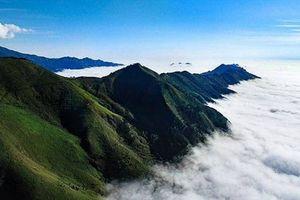 Kỳ ảo biển mây ở Tà Xùa