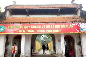Du xuân Nam Định - miền đất của những lễ hội đầu năm
