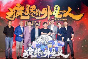 Vì sao phim Tết 2019 'Crazy Alien' lại vượt mặt 'Tân vua hài kịch' của Châu Tinh Trì tại phòng vé Trung Quốc đầu năm Kỷ Hợi?
