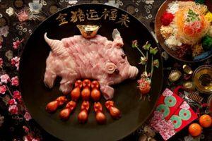 Yu Sheng - Món ăn mang lại may mắn cho năm mới