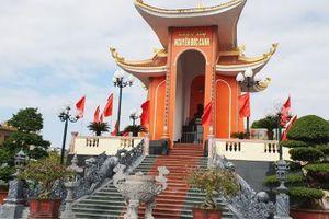 Dấu ấn sâu đậm về Nguyễn Đức Cảnh trên quê hương Diêm Điền
