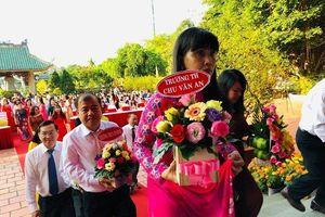 Đồng Nai trang trọng tổ chức Lễ tết thầy 2019