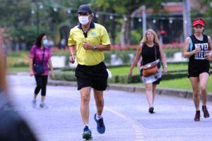 Người dân Bangkok hoạt động trở lại bình thường