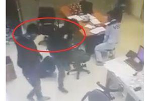 Nghi án dùng súng, roi điện khống chế nhân viên trạm thu phí Dầu Giây cướp tiền mùng 3 tết