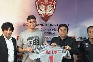 Đặng Văn Lâm ra mắt, Muangthong United đặt mục tiêu vô địch Thái Lan