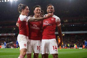 10 cầu thủ hưởng lương cao nhất tại Arsenal
