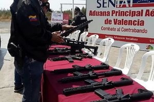 Venezuela thu giữ một lô vũ khí lớn có nguồn gốc từ Mỹ