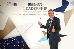 MetLife Hong Kong giành được giải thưởng lãnh đạo giáo dục về tài chính