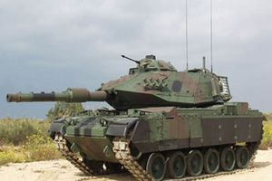Xe tăng Sabra-'sát thủ' đáng sợ của Israel trong chiến tranh hiện đại