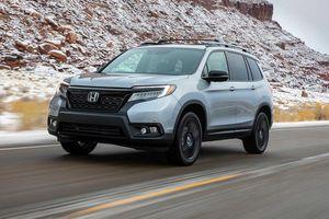 Honda Passport 2019 đối đầu Santa Fe giá cao nhất 55.000 USD