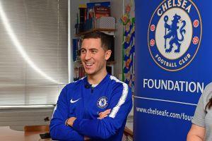 Theo Fabregas, Hazard sẽ từ chối Real Madrid để gia hạn với Chelsea