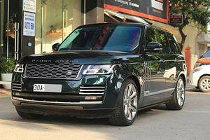 Range Rover HSE độ SVAutobiography giá 4,45 tỷ ở Hà Nội