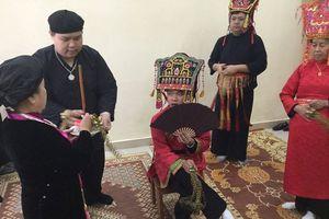 Độc đáo lễ cúng thổ công ở vùng núi Lạng Sơn