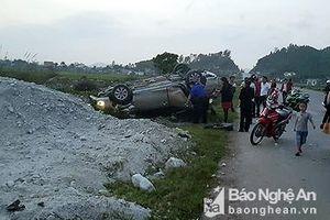 Nghệ An: 8 người thương vong vì tai nạn giao thông trong 2 ngày Tết