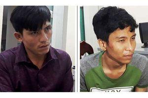 Đã bắt giữ 2 đối tượng thực hiện vụ cướp ở trạm thu phí cao tốc Long Thành
