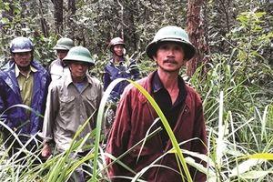 Những người lính giữ rừng nơi miền biên ải