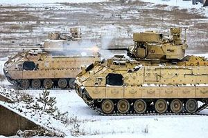 M2 Bradley của Mỹ sắp được nâng cấp, tiếp tục được cống hiến
