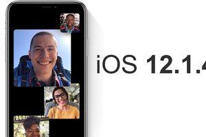 Apple tung bản cập nhật vá lỗi FaceTime, thưởng 'nóng' cho thiếu niên phát hiện sự cố
