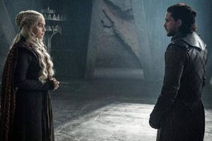 Hé lộ hình ảnh đầu tiên của 'Game of Thrones' phần 8
