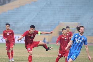 Lịch thi đấu cụ thể giải vô địch U22 Đông Nam Á