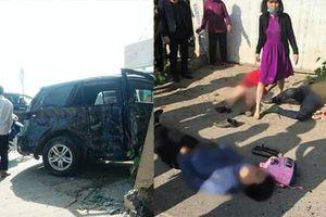 Tai nạn 3 người chết ở Thanh Hóa: Xác định danh tính nạn nhân và chủ sở hữu phương tiện