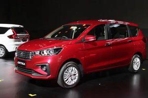 Suzuki Ertiga 2019 giá gần 500 triệu tại Thái Lan, về Việt Nam bao nhiêu?
