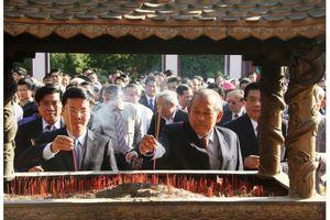 Khai hội kỷ niệm 230 năm chiến thắng Ngọc Hồi - Đống Đa