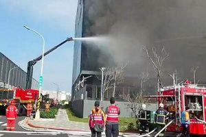Vụ cháy ở Đài Loan: Xác định danh tính 3 lao động người Việt tử nạn