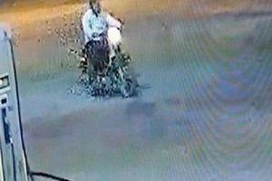 Cướp giết nhân viên cây xăng: Ra đầu thú để hưởng khoan hồng