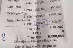 Bất ngờ lý do nhà hàng ở Nha Trang 'chém đẹp' du khách Malaysia