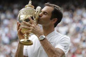 Roger Federer: Không còn săn ngôi số 1, vẫn muốn bay lên 9 tầng mây ở Wimbledon