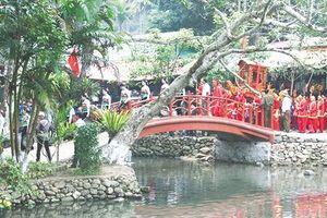 Suối cá thần Cẩm Lương - Danh thắng độc nhất vô nhị Việt Nam
