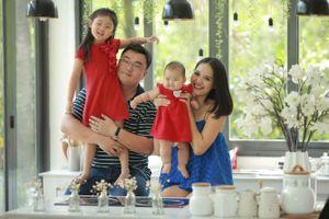 Hoa hậu đẹp nhất châu Á Hương Giang kể chuyện ăn tết ở Trung Quốc