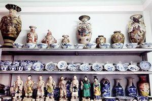 Người lưu giữ hồn Việt qua cổ vật