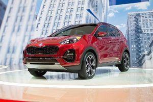 Kia Sportage 2020 ra mắt, ngoại thất hoàn toàn mới, thêm nhiều công nghệ