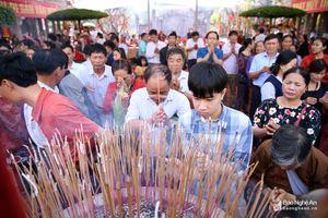 Lễ kỷ niệm 230 năm chiến thắng Ngọc Hồi - Đống Đa ở Nghệ An