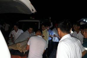 Thăm hỏi, hỗ trợ gia đình các nạn nhân vụ tai nạn đuối nước ở Quảng Nam