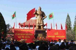 Bình Định: Long trọng kỷ niệm 230 năm chiến thắng Ngọc Hồi - Đống Đa