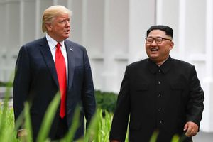 Tổng thống Trump thông báo sẽ gặp thượng đỉnh ông Kim Jong-un ở Hà Nội