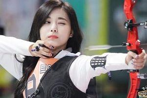 Những thần tượng Kpop xinh đẹp, giỏi thể thao