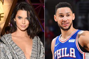 Kendall Jenner xác nhận hẹn hò ngôi sao bóng rổ Ben Simmons