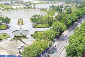Mơ vườn xanh trong phố
