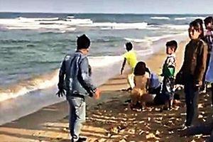 Tìm được thi thể hai nạn nhân cuối cùng trong vụ đuối nước ở Quảng Nam