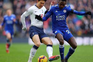 Thắng Leicester City, Tottenham bám sát tốp đầu