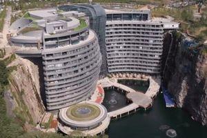 5 siêu công trình của Trung Quốc khiến thế giới kinh ngạc