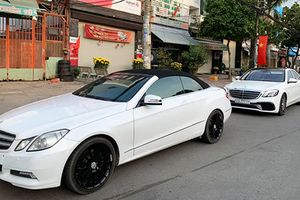 Mercedes-Benz S-Class tiền tỷ biển 'ngũ quý 7' ở Sài Gòn